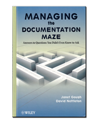 Managing the Documentation Maze